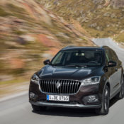 borgward-bx7-Body Dimensions